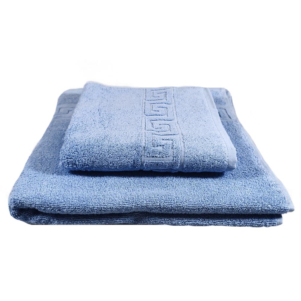 prosop bleu model grecesc