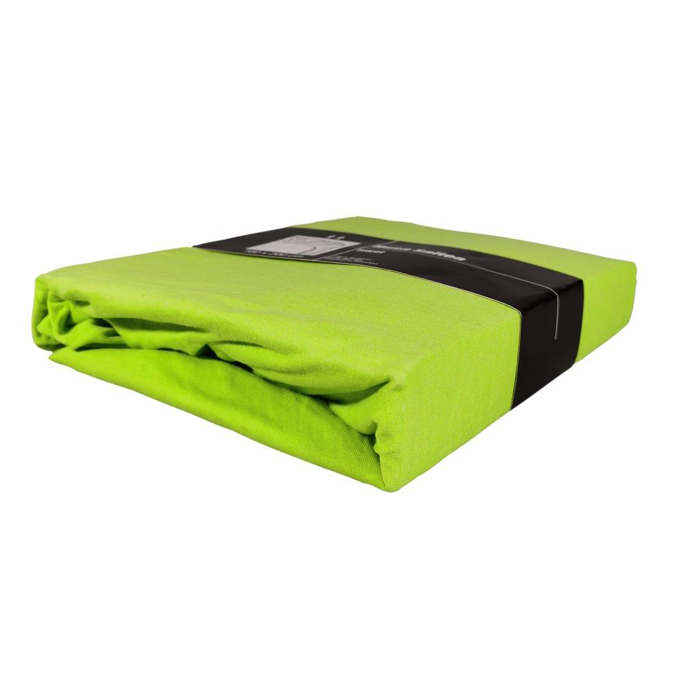 husa de pat verde deschis