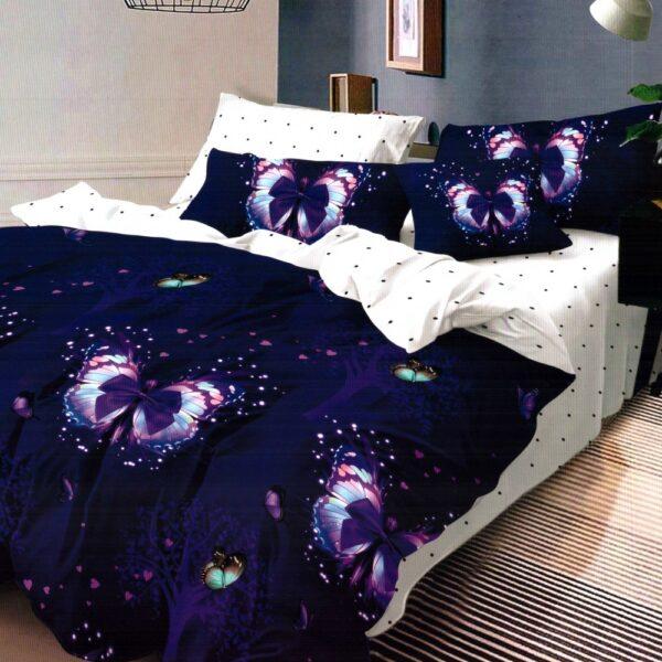 lenjerie pucioasa violet mov