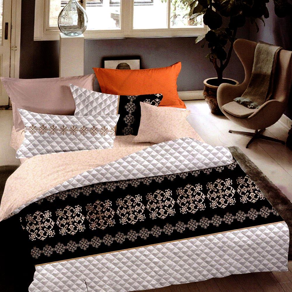 Lenjerie de pat cu model abstract PUF9373