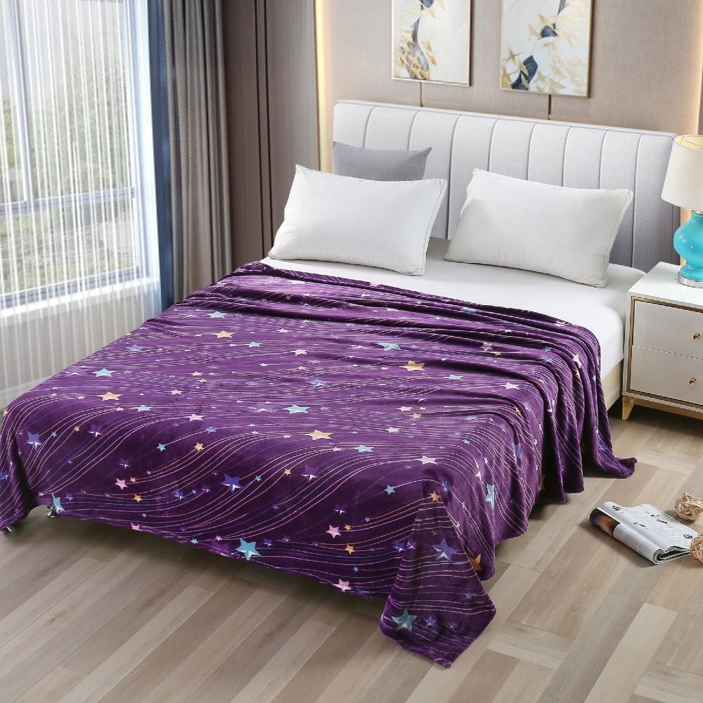 patura cocolino purple stars