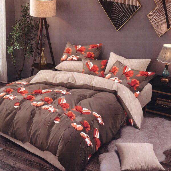 Lenjerie de pat din Finet Gros, Cearceaf cu elastic