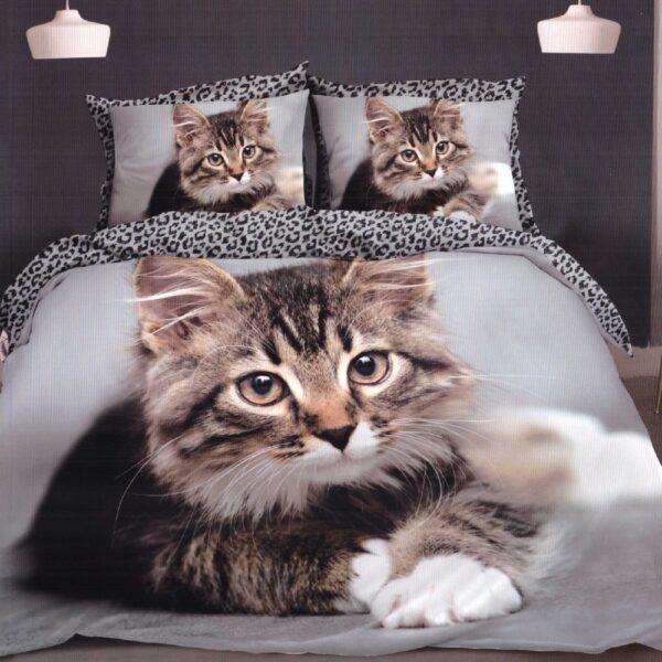 lenjerie cu pisici