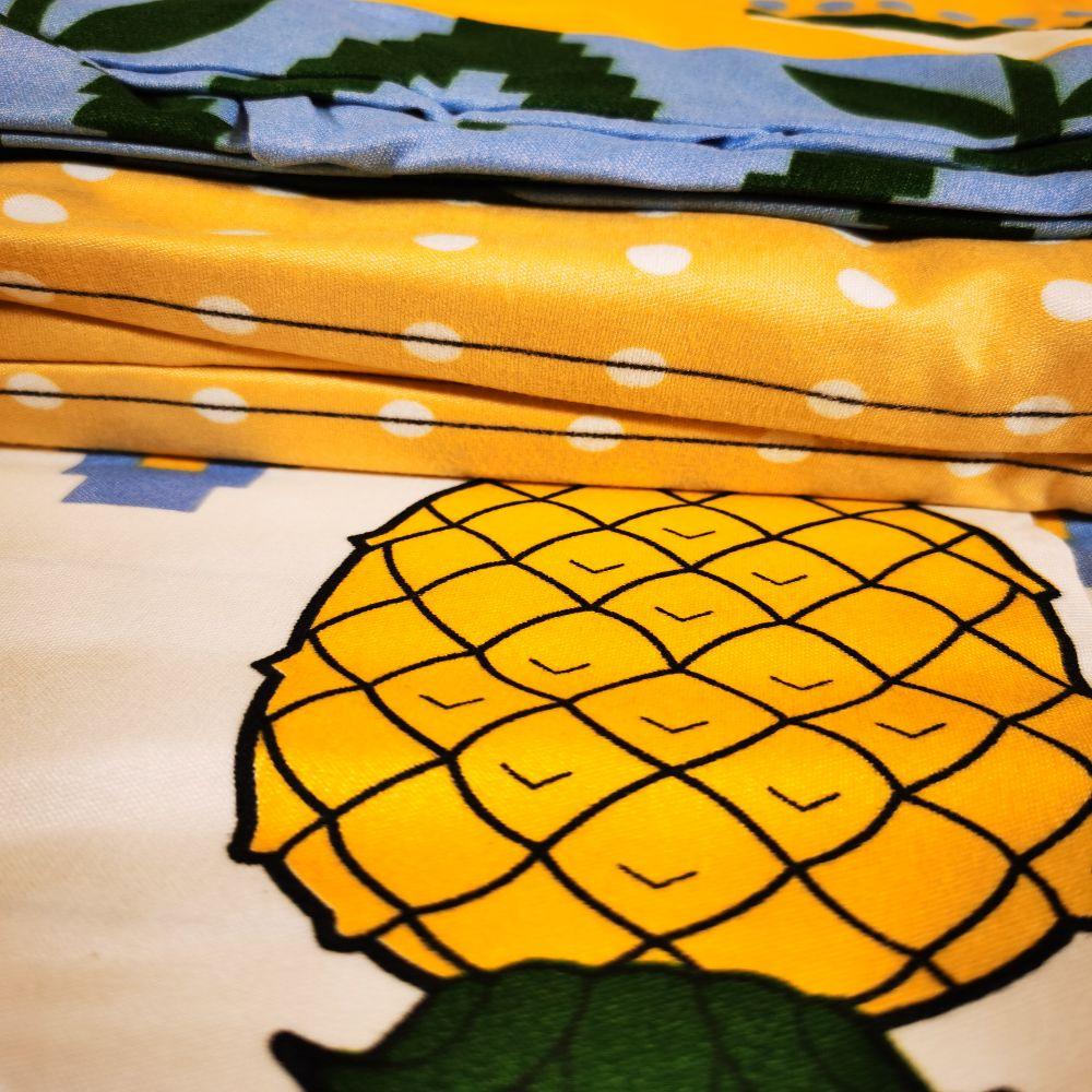 lenjerie-de-pat-model-ananas