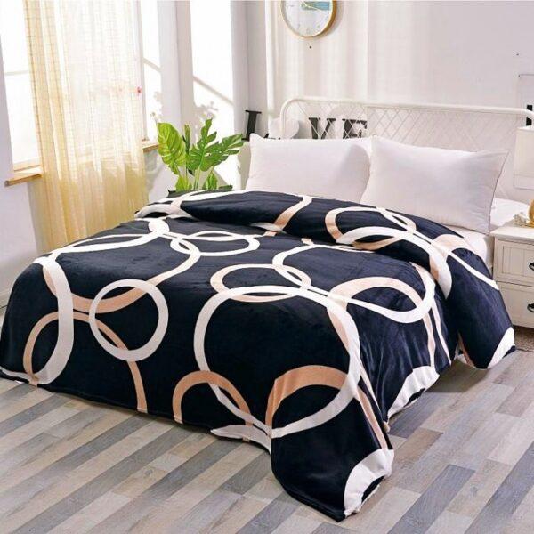 Patura Cocolino Super Soft Black Circles
