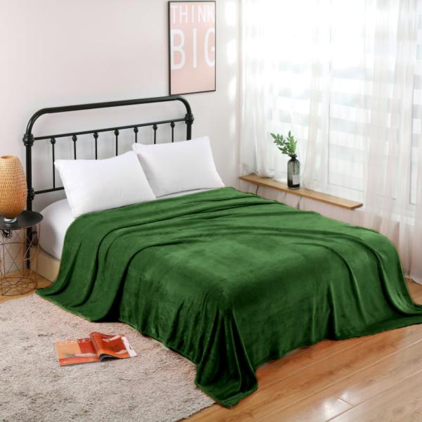 Patura Cocolino Super Soft Verde Iarba