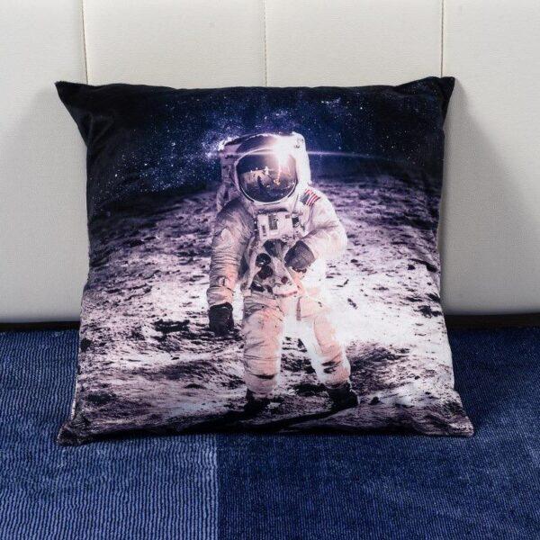 Perna decorativa Costum Astronaut