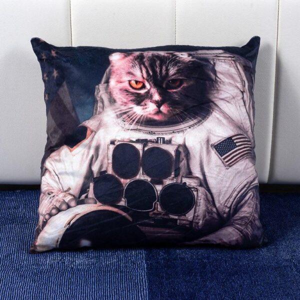 Perna decorativa cu pisicuta americana