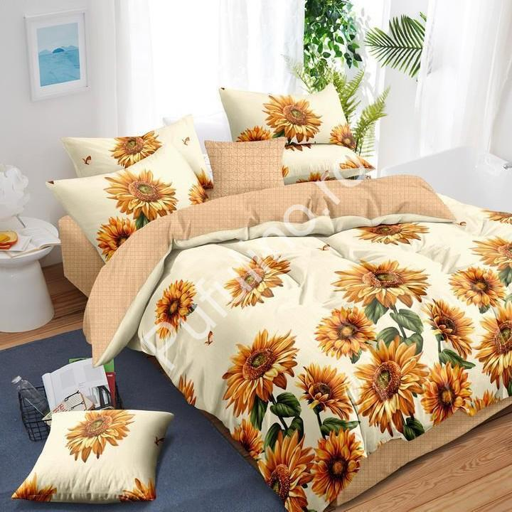 lenjerie floarea soarelui