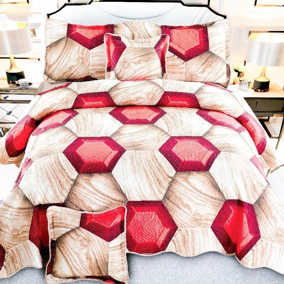 cuvertura cu hexagonuri