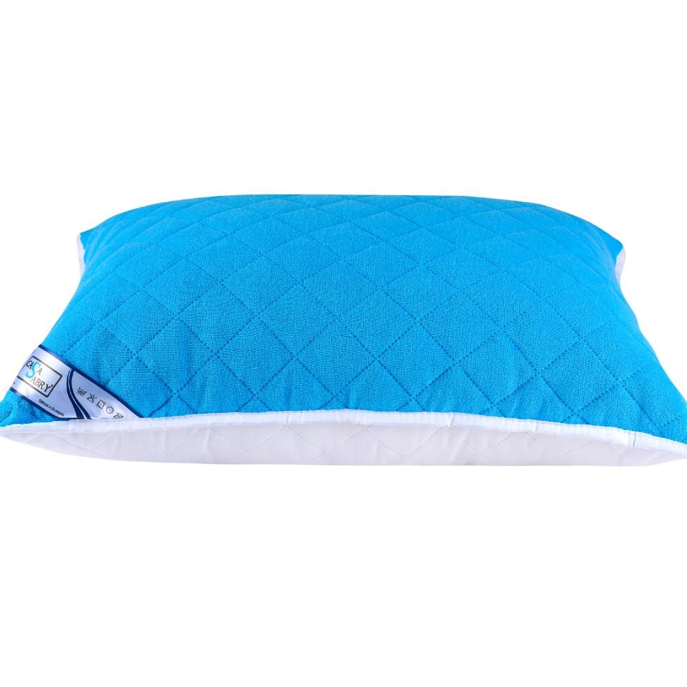 perna plush deluxe albastra
