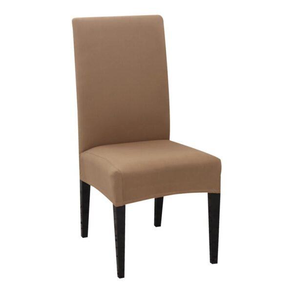 husa de scaun cappuccino