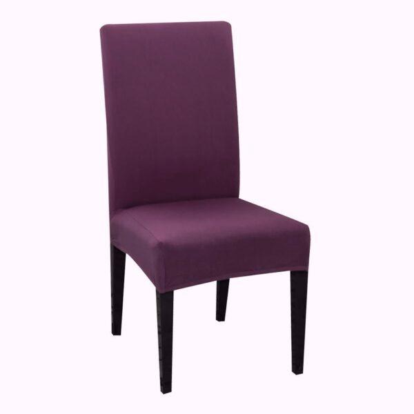husa de scaun lavanda