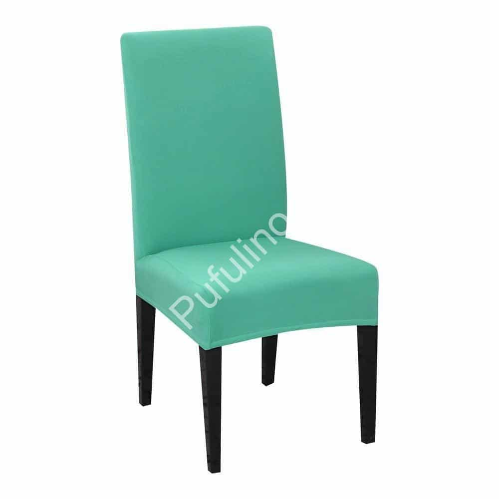 husa de scaun verde