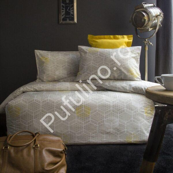 lenjerie bumbac 100% issimo home polina