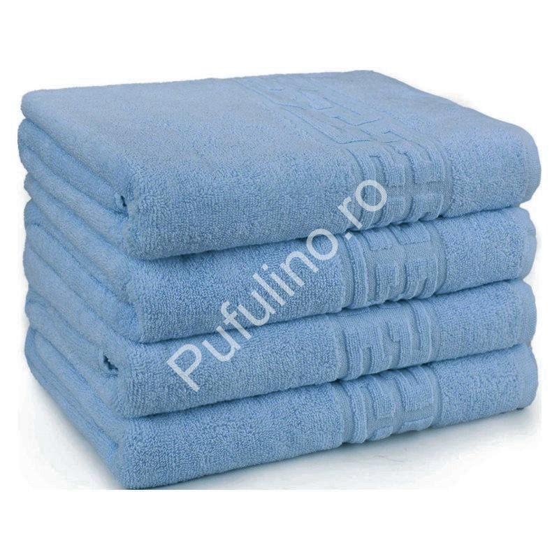 set 4 prosoape bleu