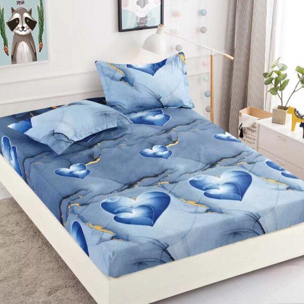 Husa de pat cu elastic Jojo Design PUF21646