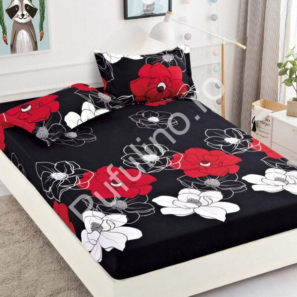 Husa de pat cu elastic Jojo Design PUF21645