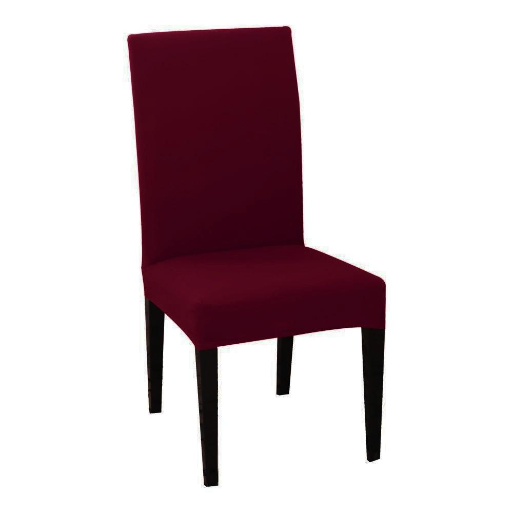 husa de scaun grena