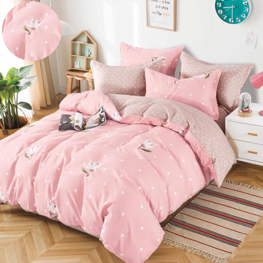 lenjerie cu elastic roz