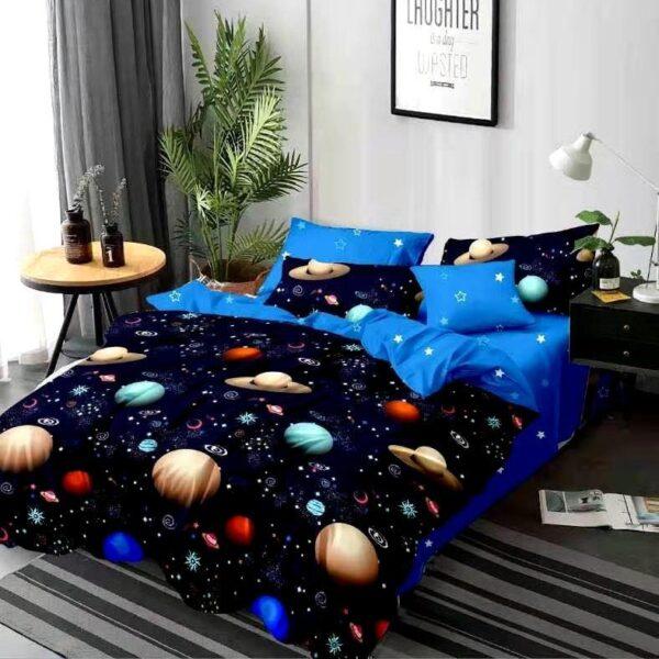 lenjerie cu planete
