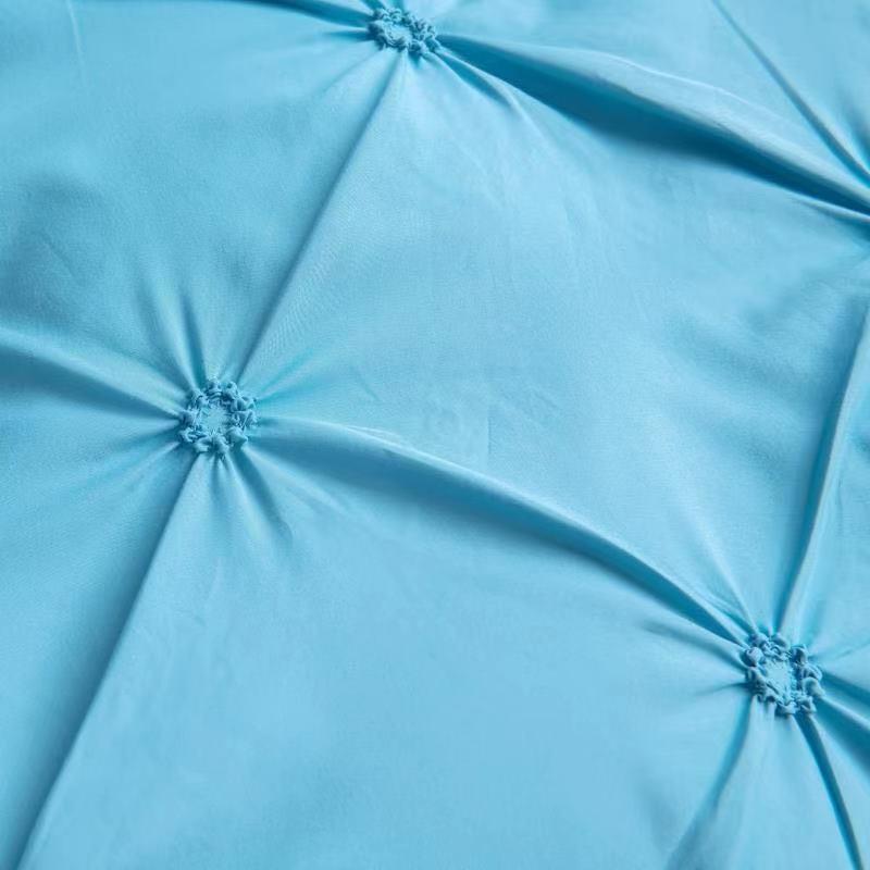 lenjerie uni albastra - aproape